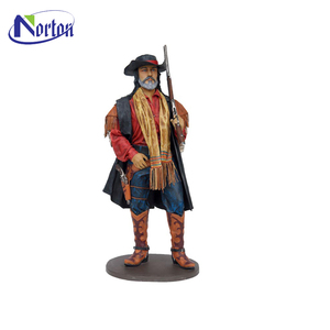 whole sale life size resin cowboy statue on sale NT--FS251J