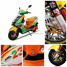 Chinese made 1800W powerful Cool Adult Electric Motorcycles motor bike for sale