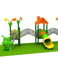 Funny Outdoor Commercial Kids Gym Playground Equipment for School