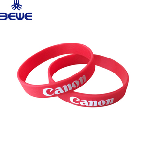 China hot sale bulk cheap silicone wristbands