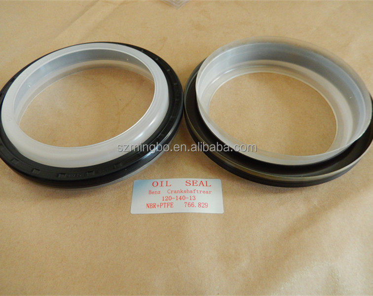 auto parts rear crankshaft oil seal used for mercedes benz size 120-140-13