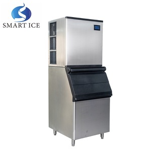 New designed imported compressor cube ice making machine
