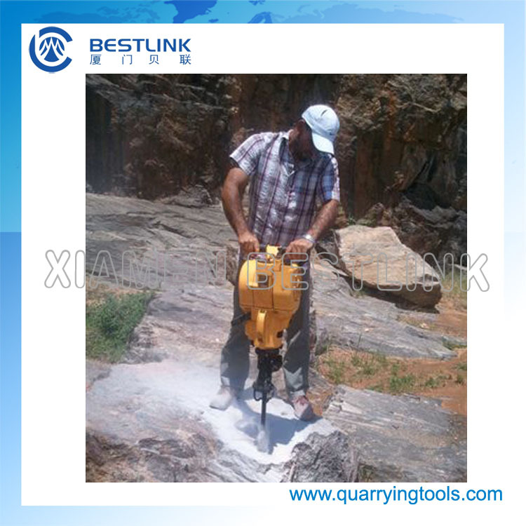 2018 Version Hand held gasoline rock drilling machine YN27C
