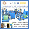 Full automatic hot melt mouse trap glue board production line