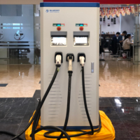 50kw CCS and Combo EV Charger for Electric Car charging station