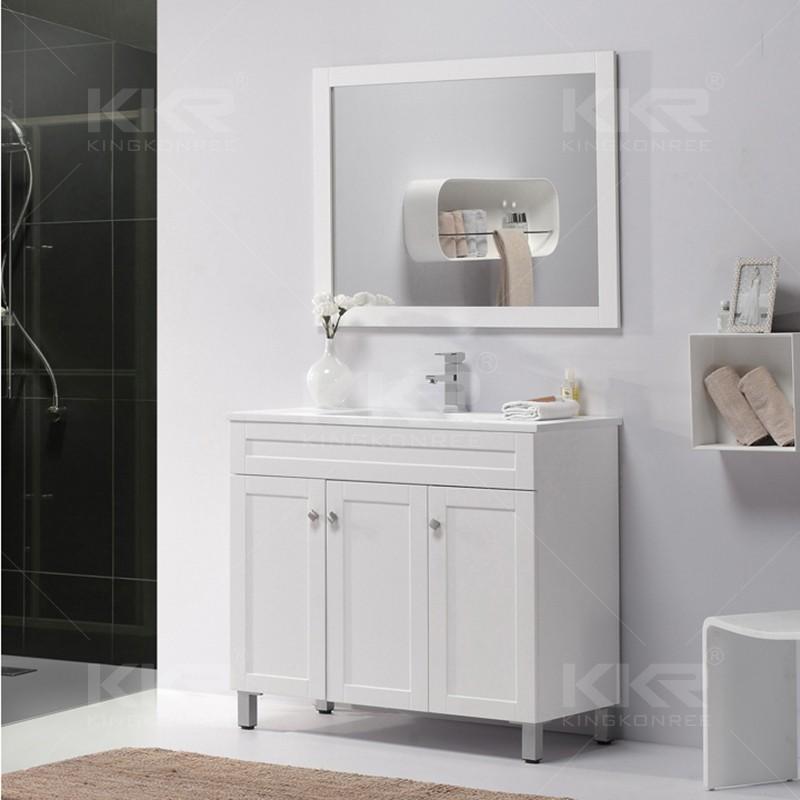Modern Design Solid Surface Dining Room Washbasin Cabinet ...