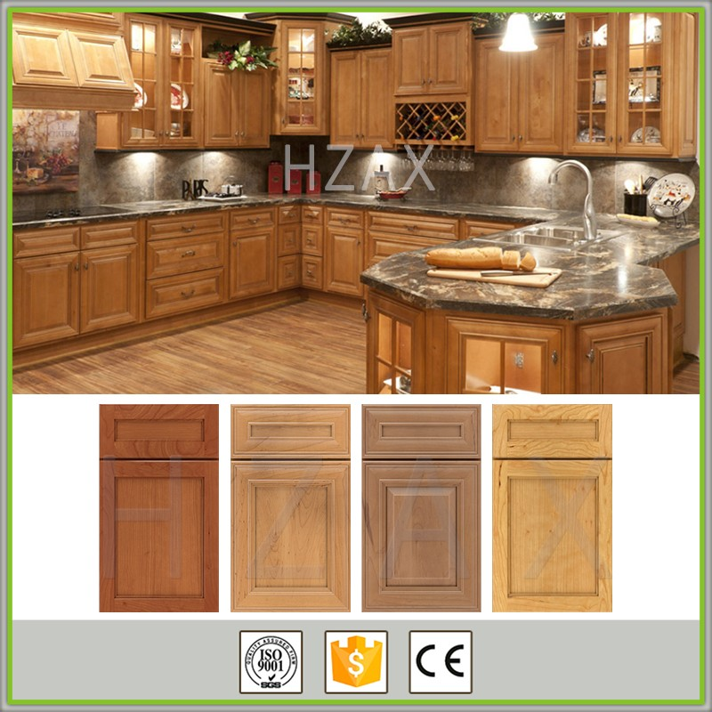 Modern Design Solid Wood Kitchen Cabinet Furniture From China Factory Buy Solid Wood Kitcen
