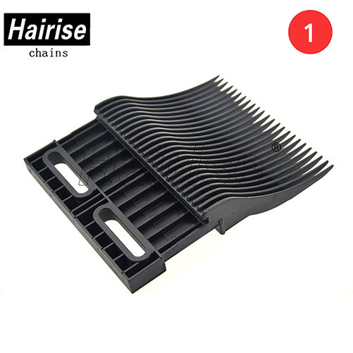 Finger Transfer Comb Plate Belt Plastic Conveyor Components for Assemly Line