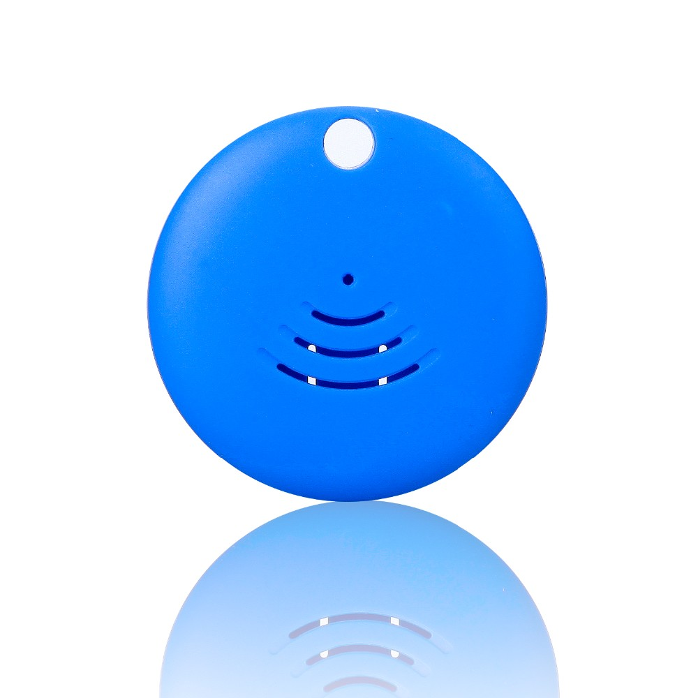 Custom OEM logo cheap creative electrical gifts key finder bluetooth reminder