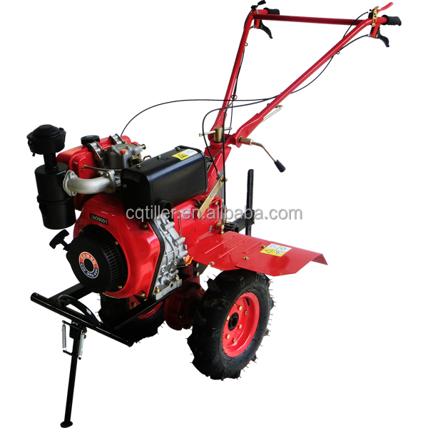 Hot sale! Mini power tiller cultivators in 9 HP