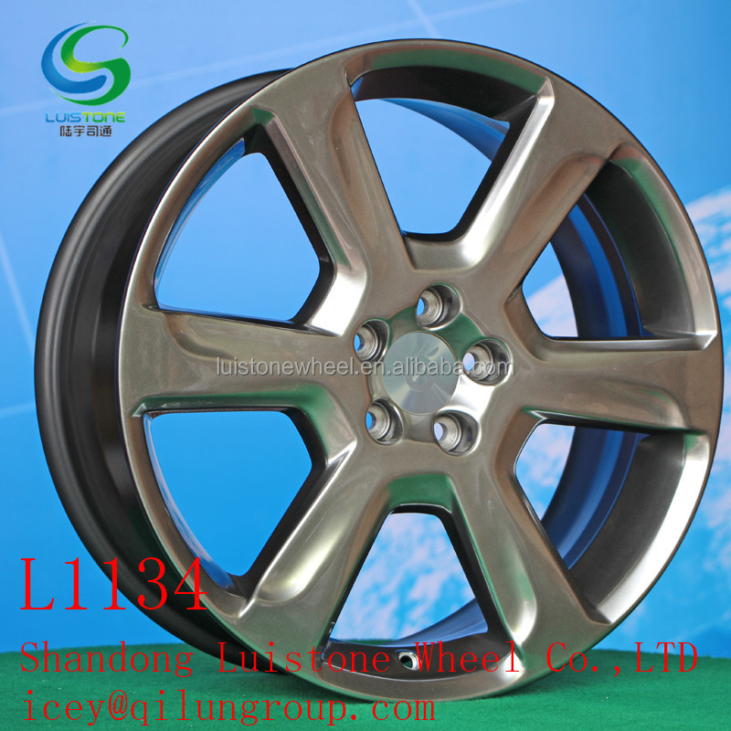 19 inch Luistone new design alloy replica wheels rims for Volvo car L1134