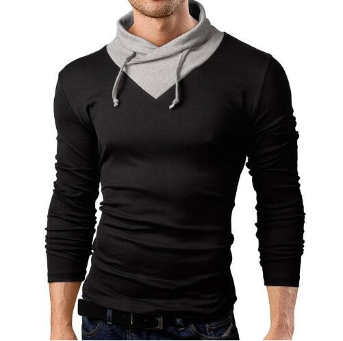 Bulk wholesale hip hop clothing custom long sleeve cotton for Mens full sleeve t shirts online