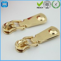 Heary Duty Handbag Zipper Puller And Zipper Slider For Wholesale