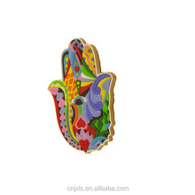 Irregular shape rubber fridge magnet, Multicolored rubber fridge magnet for the souvenir gifts
