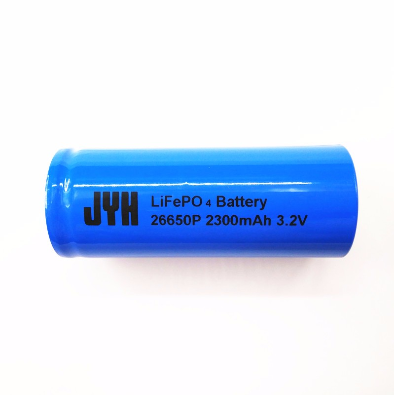 2S1P li-ion Lithium li ion Lifepo4 Rechargeable Cylindrical 18500 6.4v 2200mah battery pack
