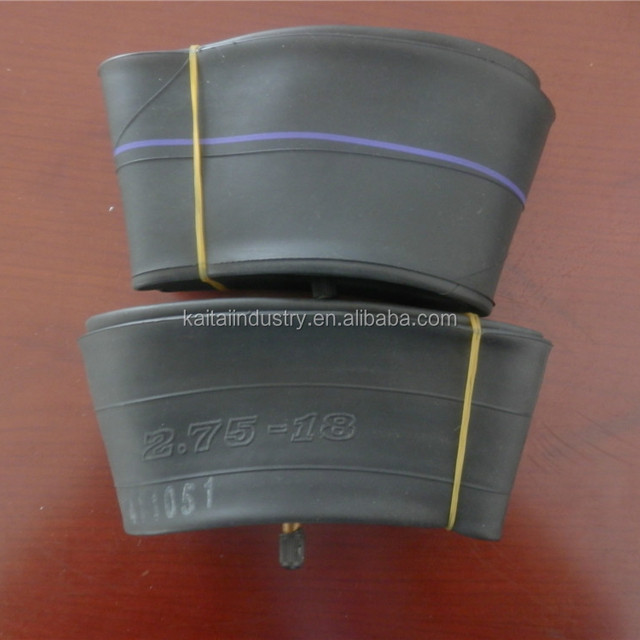 high quality motorcycle tyre and inner tube 2.75-18 with duro star motorcycle tube