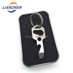 Reliable Quality China Supplier Manufacture Multi Tool Camping Hiking Key Chain