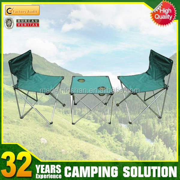 oxford portable picnic outdoor camping folding table set