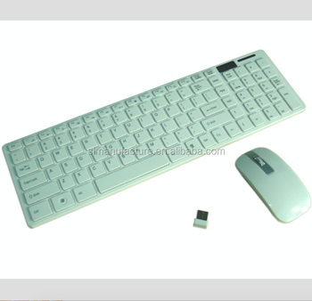 2 4ghz Wireless Mouse And Keyboard Combos Wireless Gaming Mouse And