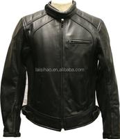 Leather Motorcycle Biker Jacket Black,Childrens pu leather jacket