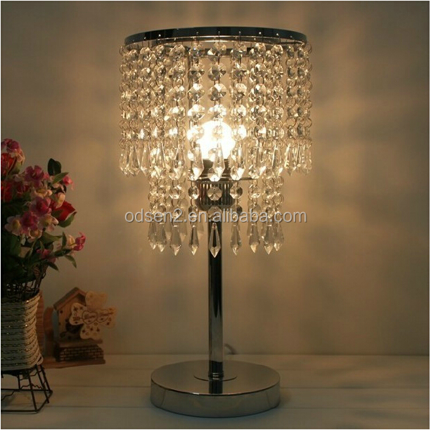 Black Crystal Chandelier Table Lamp, Black Crystal Chandelier Table Lamp  Suppliers And Manufacturers At Alibaba.com