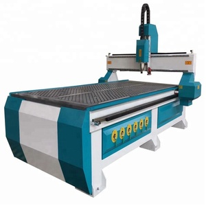 CA-1325 China Equipment 1325 3kw 4 axis 3D wood cnc router price with CE