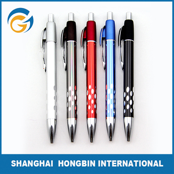 Gift Promotion Custom Logo Advertising Personalized Promotional Metal Pens for Factory Price