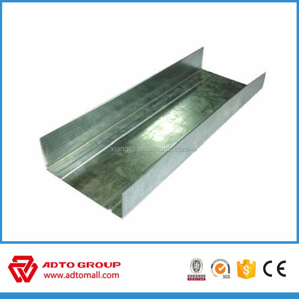 Drywall Metal Studs And Tracks, Drywall Metal Studs And Tracks Suppliers  And Manufacturers At Alibaba.com