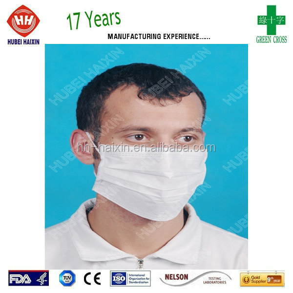 Disposable Designer Flu Masks With PFE 99%