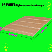 PS Foamed High Imitate Wood Panel