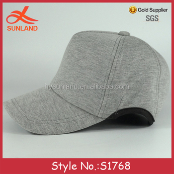 a2412ff4e4d5fb S1768 high quality unisex cool adjustable curved brim supreme fitted  brimless baseball caps with plastic snap