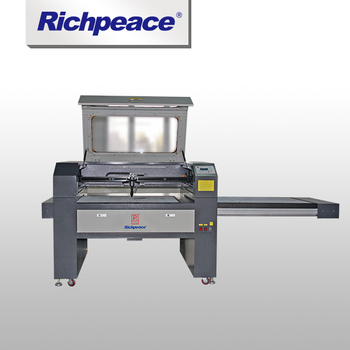 Movable Table Richpeace Laser Engraving& Cutting Machine