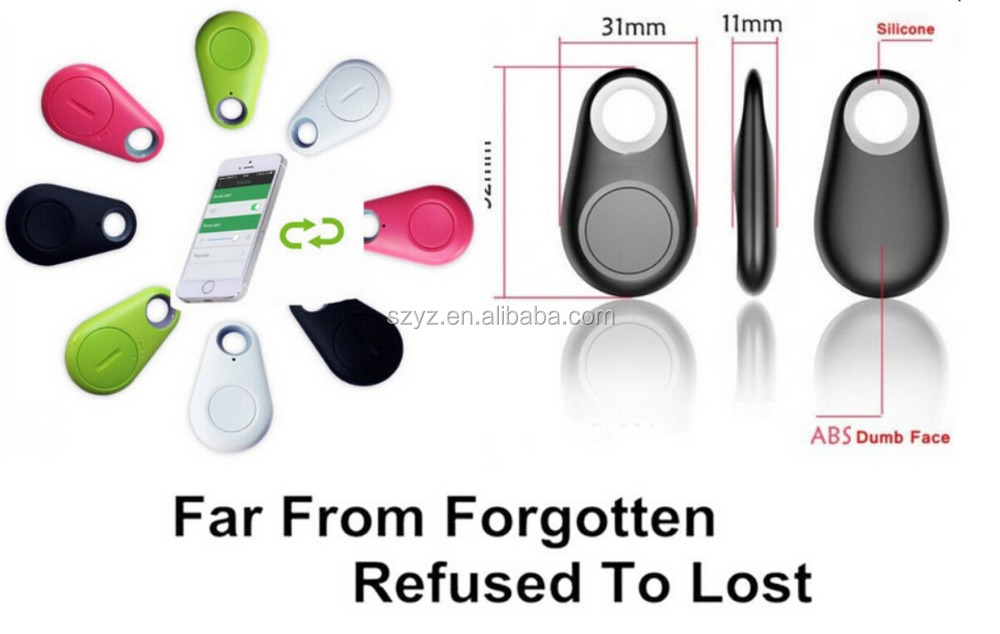 Wireless Smart BT 4.0 Anti lost alarm wireless Tracker key finder