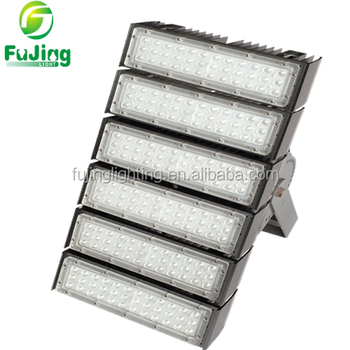 AC85-265V 672pcs SMD led sports lighting 500w with ce, rohs, saa from shanghai factory from china