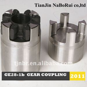 Flender Flexible spline coupling