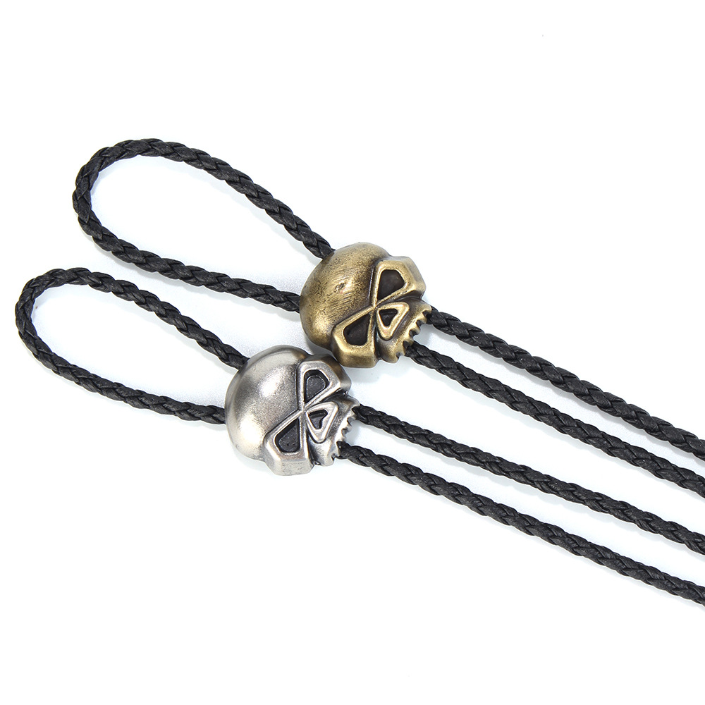 custom men design silver plated bolo tie clips parts