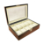 Custom OEM Branded Name Mens Watch Box For Promotion