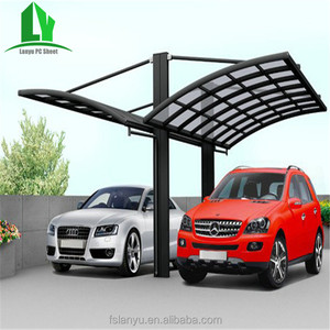10x20 strong and sturdy canopy solar metal parking car awning