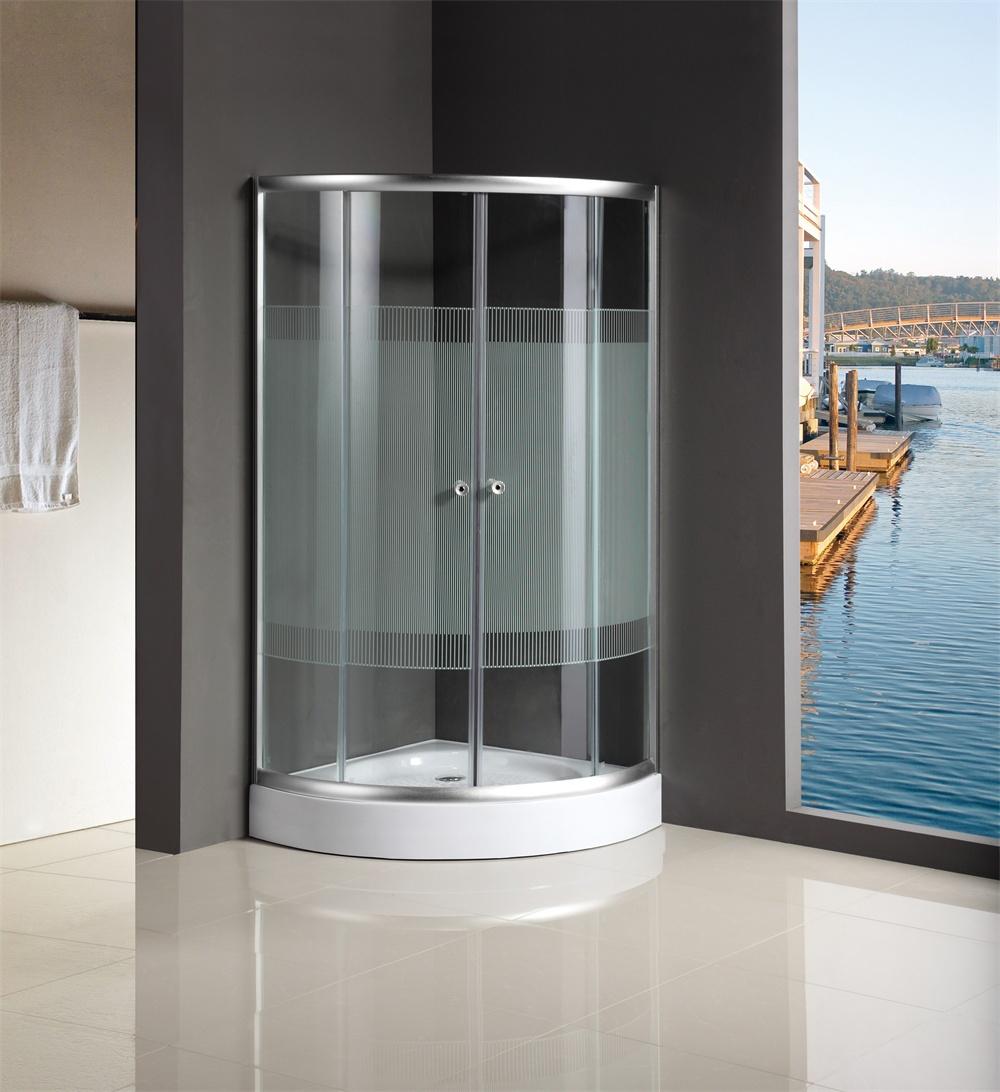 Bathroom Doors Waterproof: Wholesale Waterproof Bathroom Sliding Shower Door With