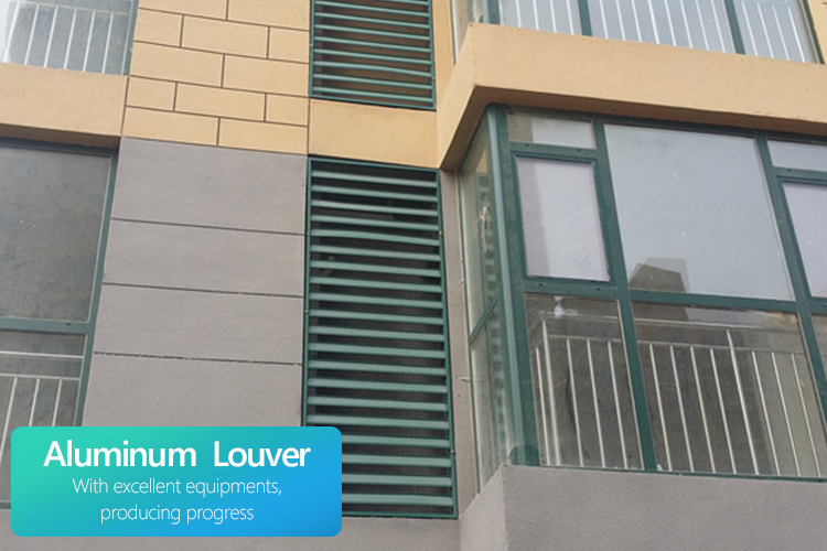 louvers for window frame aluminum horizontal blade sun shade building louvers aluminum facade louver