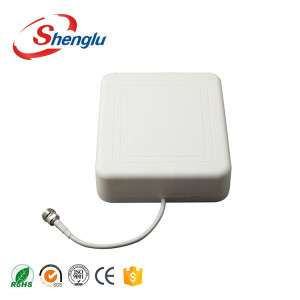 communication antenna 698-2700mhz wideband 9dB gain directional panel antenna used signal booster indoor ceiling mimo antenna