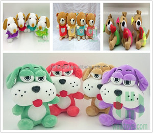 HI CE wholesale dog soft toy,sex toy animal ,plush toy manufacturer