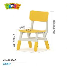 Smart Trapezoidal Study Table Adjustable Leg Wooden Kids Furniture