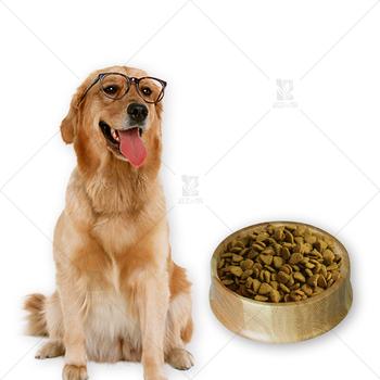 dog feeder cat food bowl oak and acacia wooden pet bowl