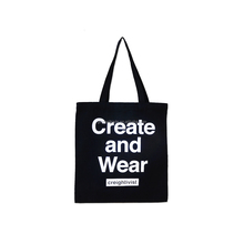China factory promotional logo printed plain women shopping cotton tote bag