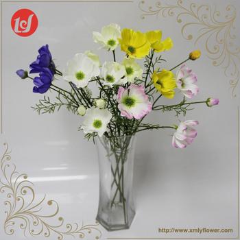 Sfl3623 China Cheap Artificial Silk Flower Centerpiece Faux