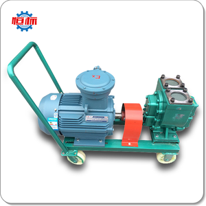 Hengbiao YHCB movable gear diesel transfer pump 3 phase