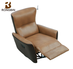 China sofa chair furniture factory romantic design love seat recliner single sofa chair