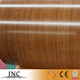 wooden pattern ppgi wooden grain coated ppgi coil color coated metal sheet wood grain coating PPGI for decoration