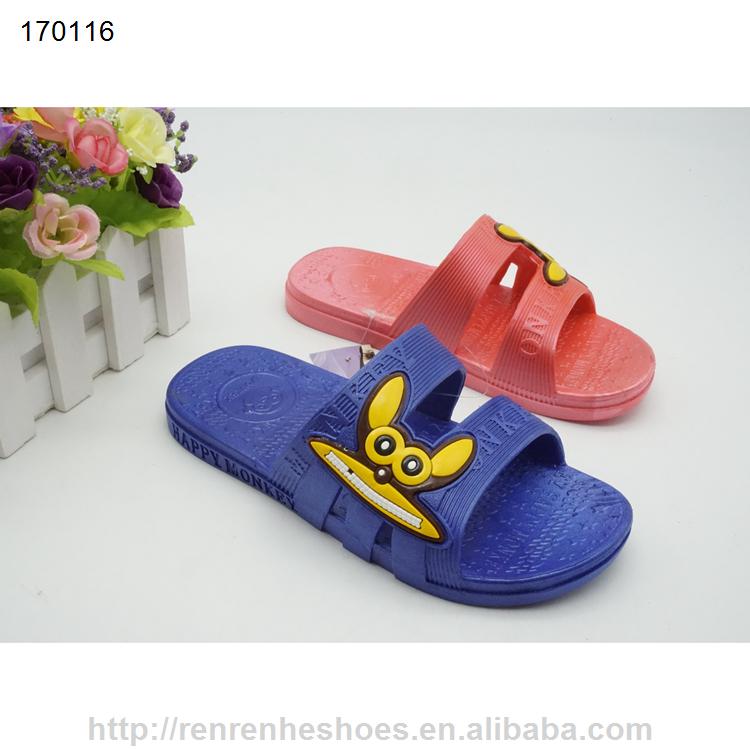 2017 Washable Bedroom Kids Girls Slippers